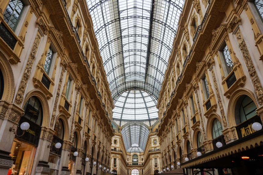 bemymajoradventure-blog-voyage-milan-italie-Galleria Vittorio-Emanuele -II (2)